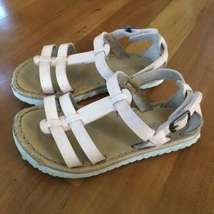Sweetest Light Pink Old Navy Sandals